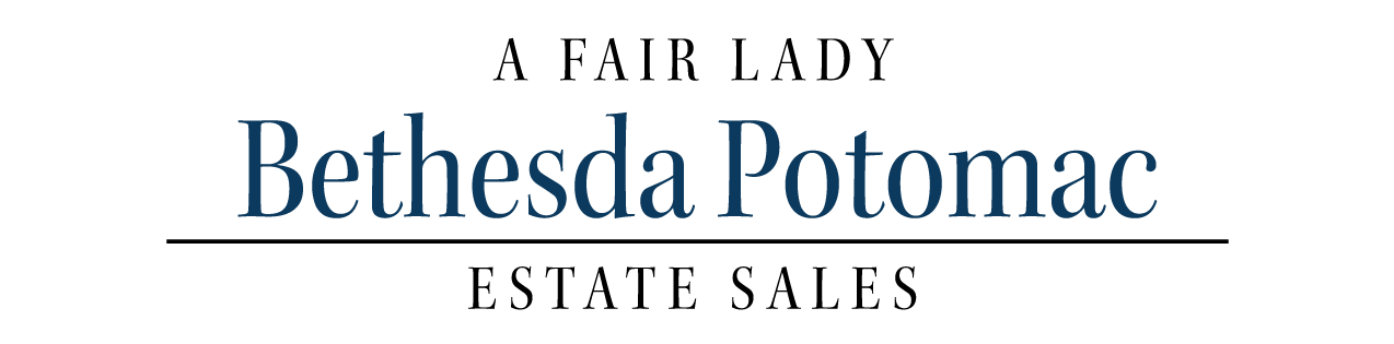 Bethesda Potomac Estate Sales Logo