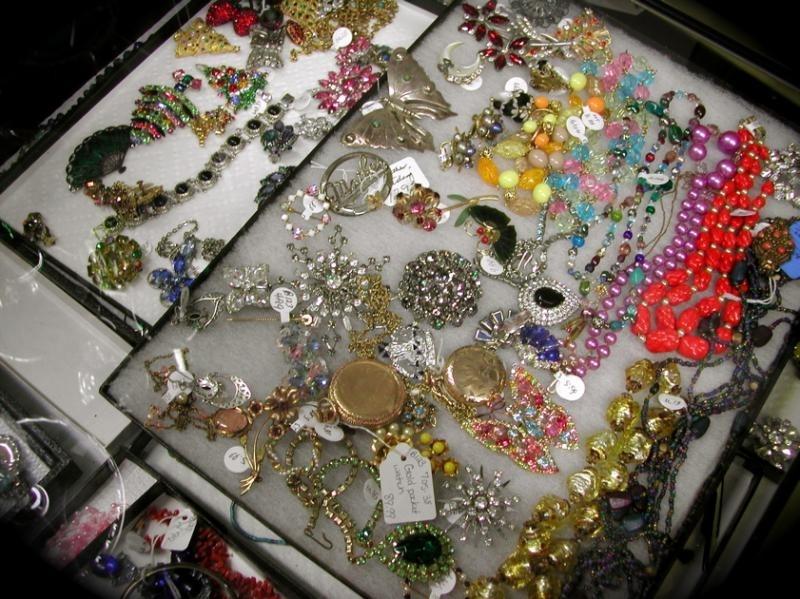 estate sale jewelry