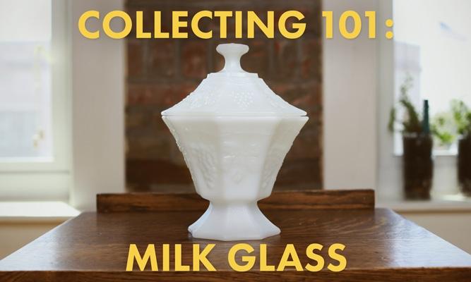 collecting milk glass | estatesales blog, Powerpoint templates