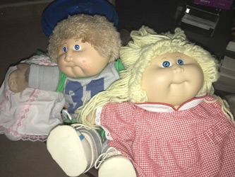 Coleco cabbage patch doll 1982 | collectors weekly.