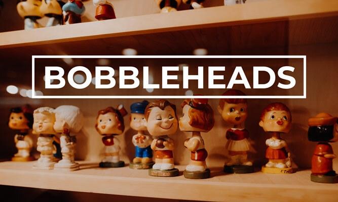 Bobbleheads: A Beginner's Guide