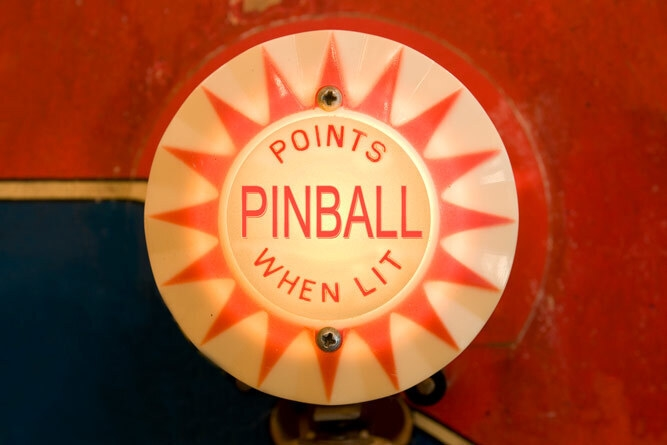 An Interview With a Collector: Vintage Pinball