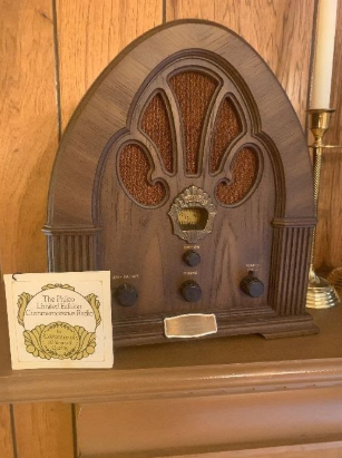 A Philco Radio