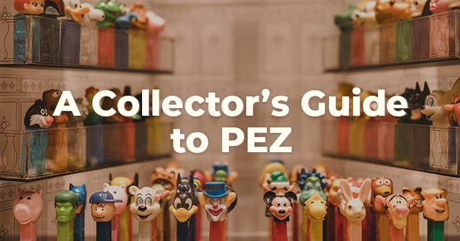 A Collector's Guide to Pez