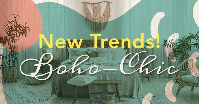 boho chic bedroom design