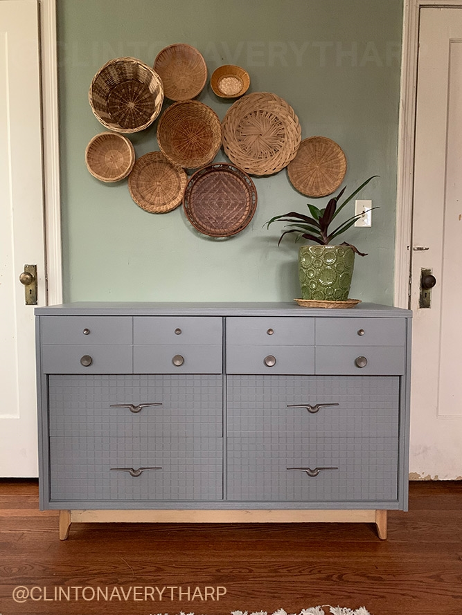 Before: Painted Dresser