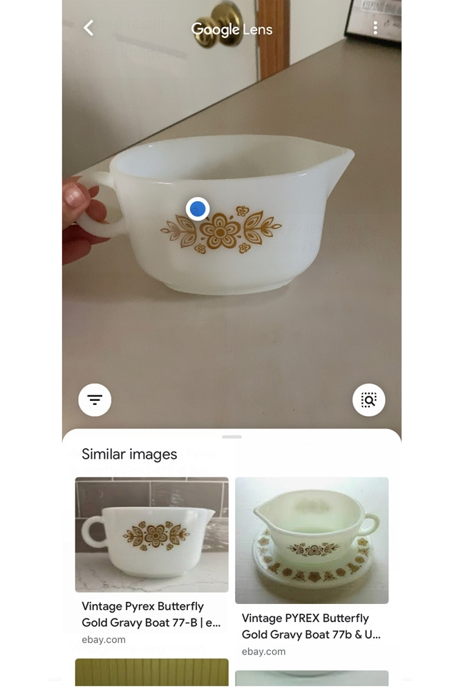 Google Lens Search