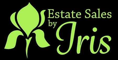 Estate Sales By Iris Logo