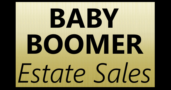 Baby Boomer Estate Sales   Home