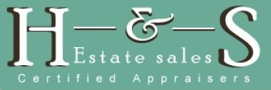 H & S Estate Sales Logo