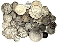 silver dollars, silver coins, american coins