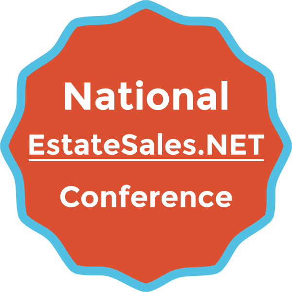 EstateSales.NET Badge