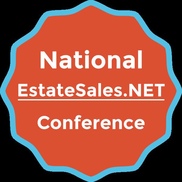 EstateSales.NET Badge