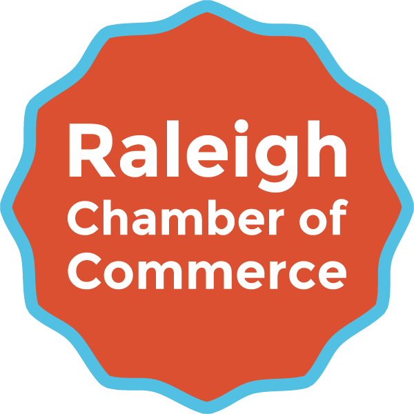 Raliegh Chamber of Commerce Badge