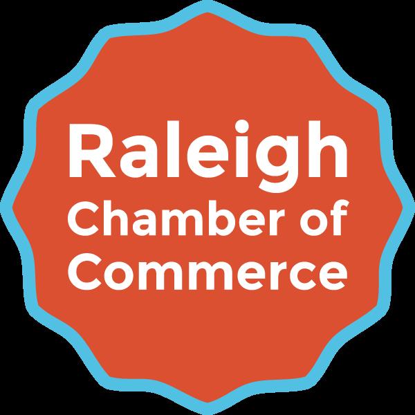 Raliegh Chamber of Commerce Badge