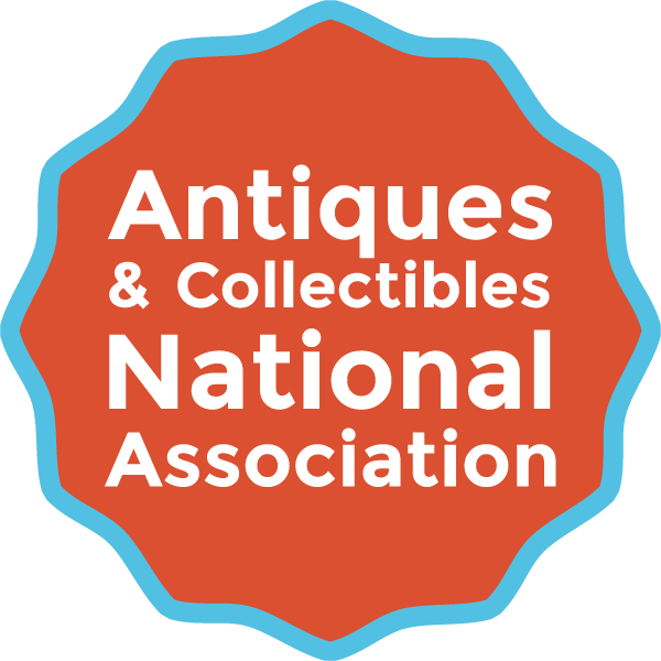 Antiques & Collectibles Naational Association Badge